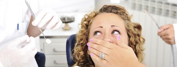 paura del dentista roma centro
